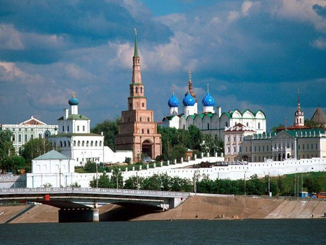 Тур выходного дня в Казань+Раифа+аквапарк  автобусом из Саратова от 5100 рублей