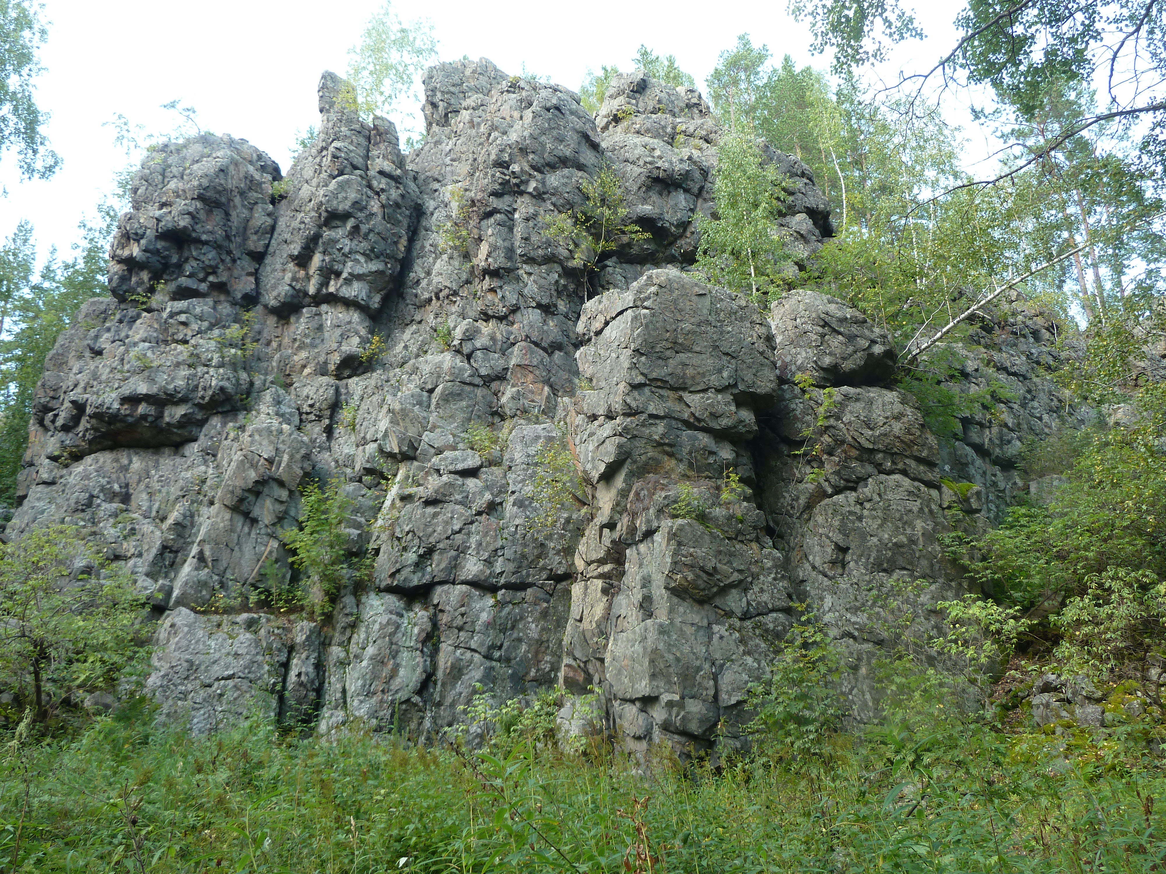 фото азов гора